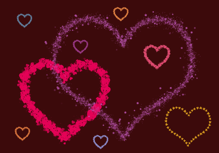 Heart Frames - Free Photoshop Brushes at Brusheezy!