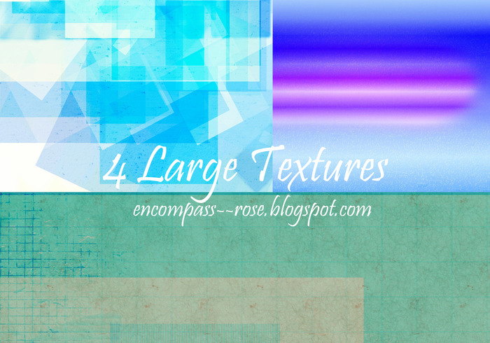 Texturas compostas azuis