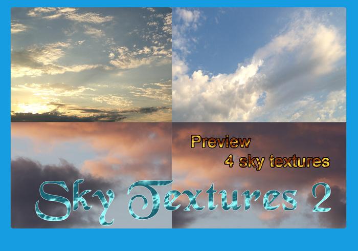 4 Texturas del cielo 2