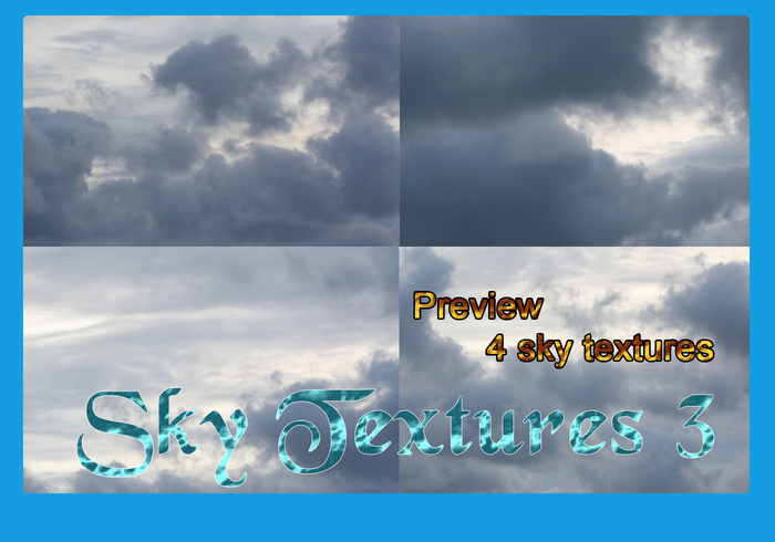 4 Sky Textures 3
