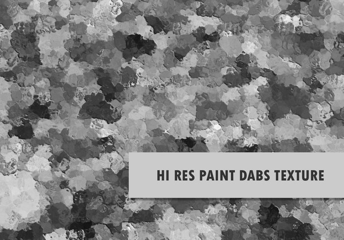 Paint Dabs Texture