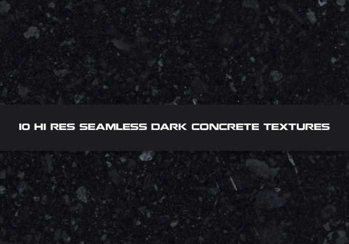 10 Seamless Dark Concrete Textures Free Photoshop Textures at