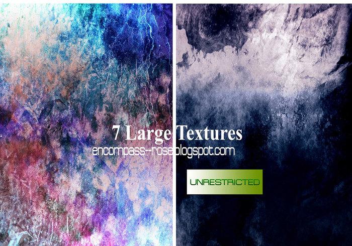 4.13_Random Grunge Texturen