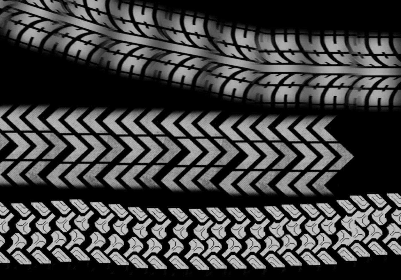 Tyre Track - Free Photoshop Brushes at Brusheezy!