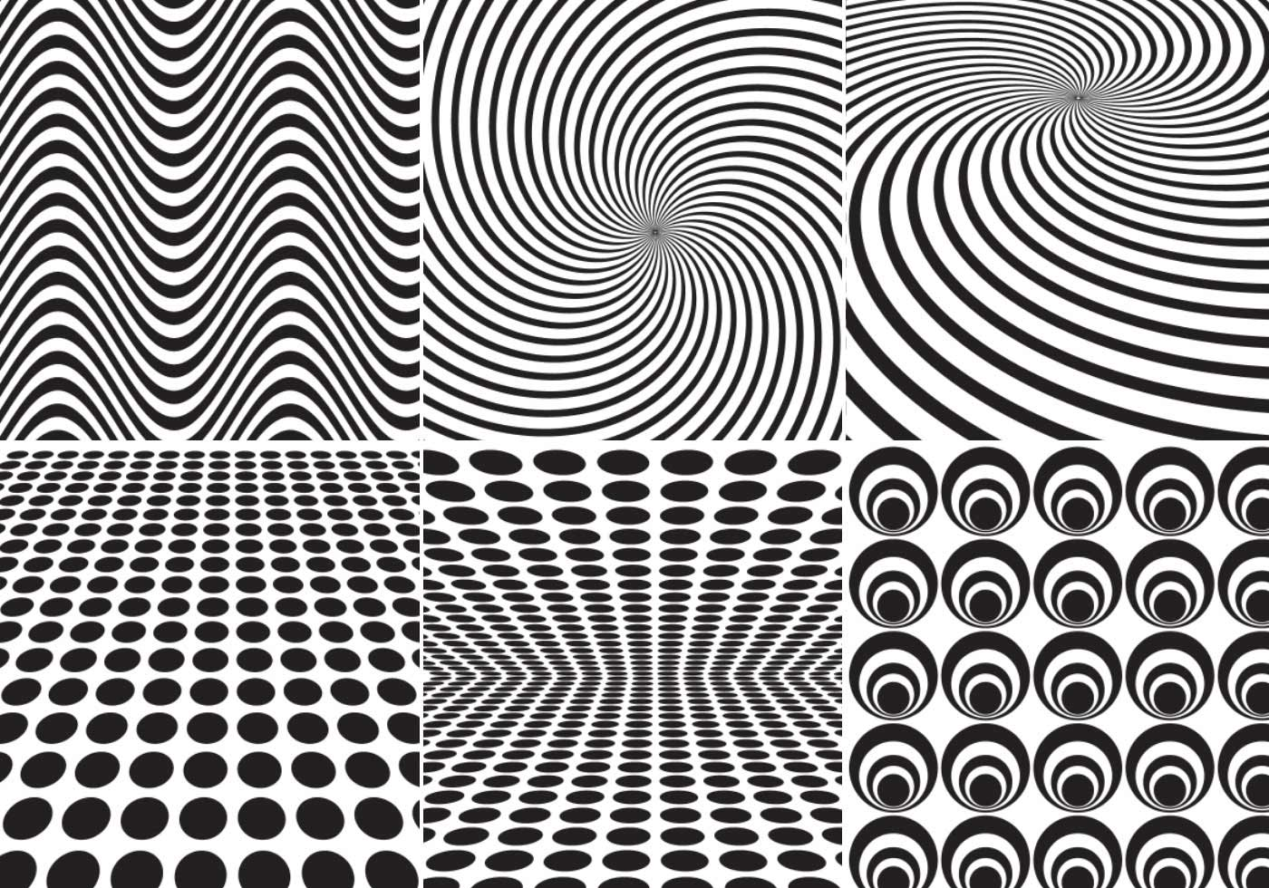 Geometric Pattern Pack Two Free Photoshop Brushes At