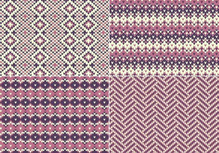 Knitted Pattern Pack