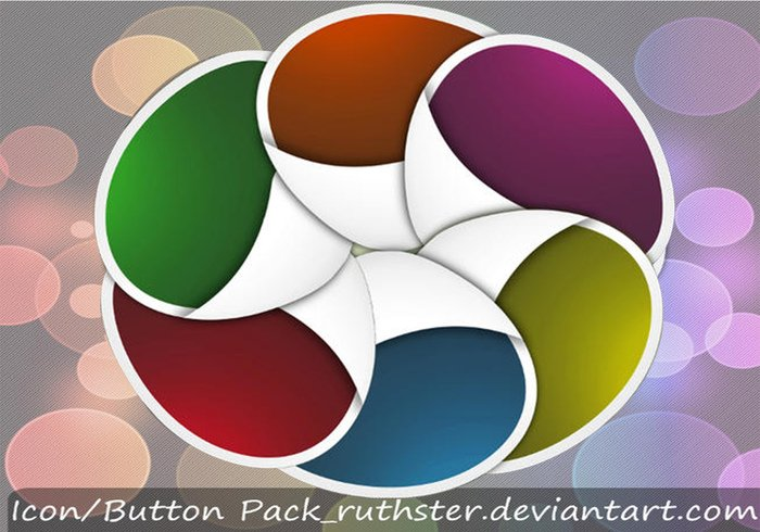 Icon/ Button Shape Pack | Free Photoshop Shapes at Brusheezy!
