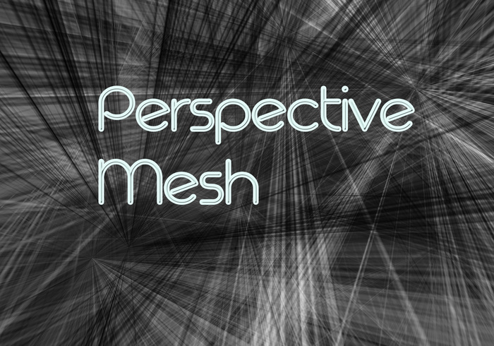 Perspective Mesh Texture Background