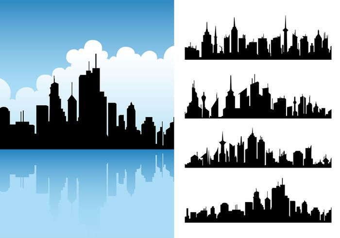 Stadt Skylines Pinsel Pack