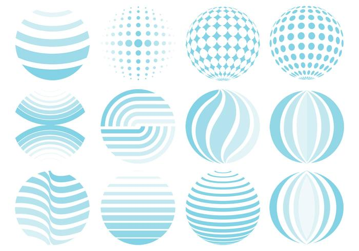 Sphere Brush Logo Pack