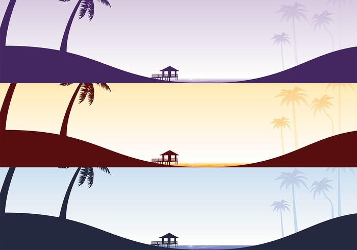 Tropical Beach Wallpaper Pack