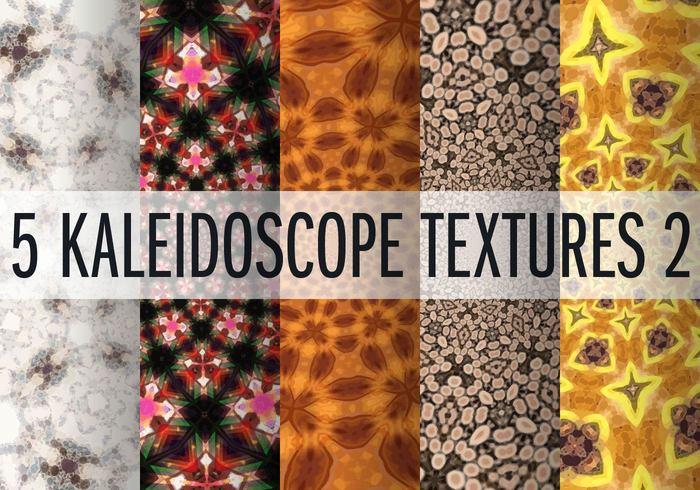 5 Kaleidoscope Textures 2