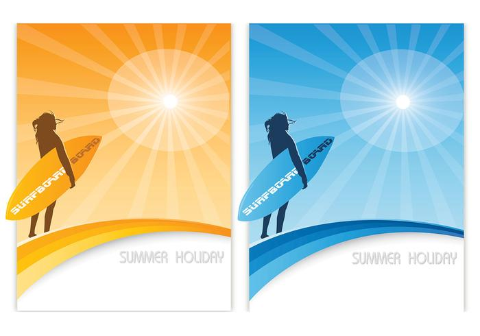 Summer Surf Wallpaper Pack