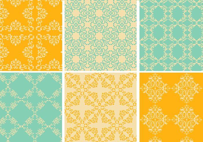 Paquet Vintage Pattern