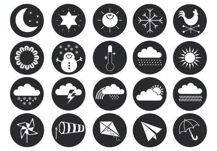 Weather Brushes Symbol Pack