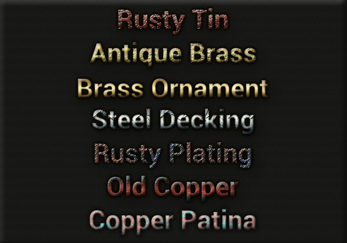 7 antika steampunkmetall stilar