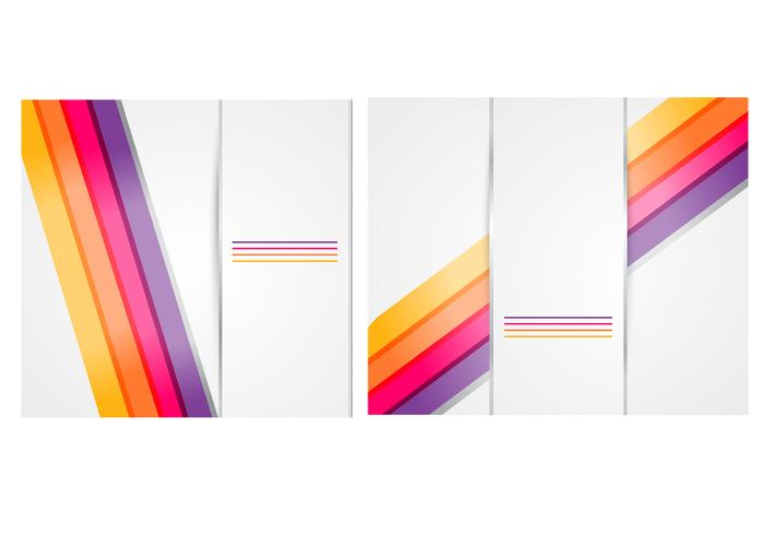 Silver Backgrounds Pack with Bright Lines