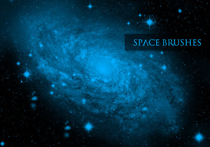 Space Brushes Kollektion