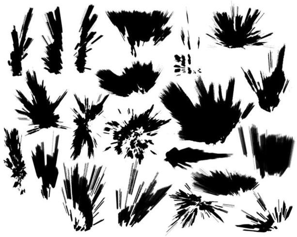 21 Dynamic Brush Marks