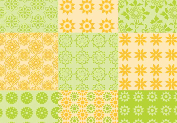 Summer Citrus Pattern Pack