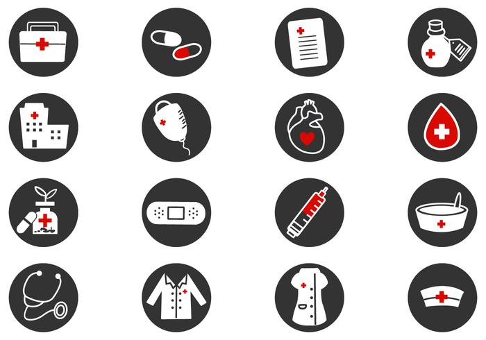 Medical Brush Symbols Pack