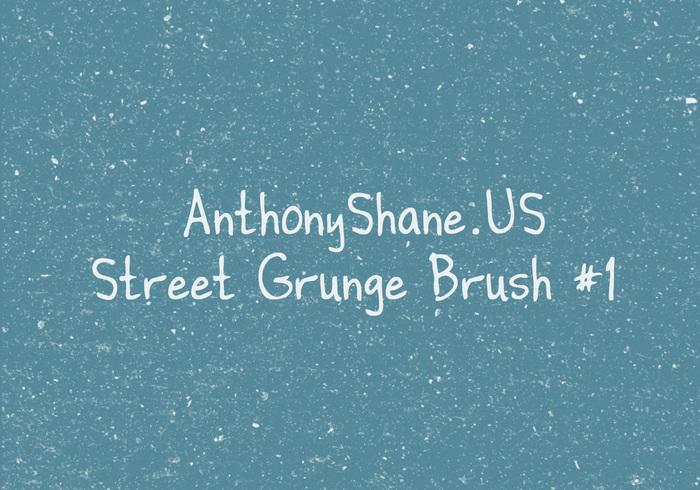 Street Grunge Brush # 1