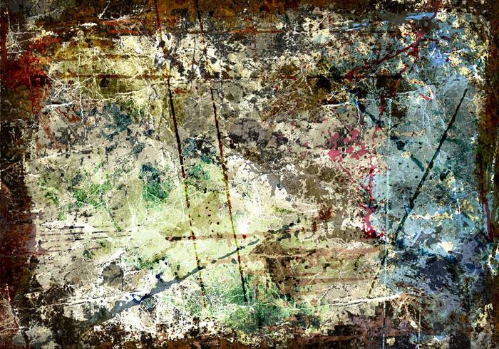 A3 målad grunge bakgrund