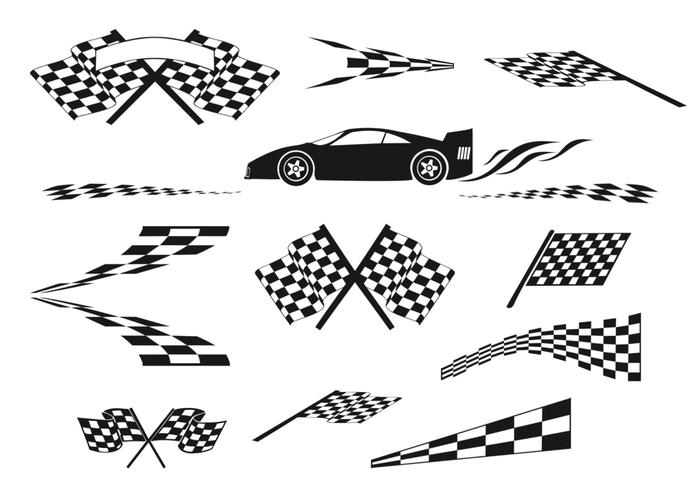 Speed and Racing Brushes Pack