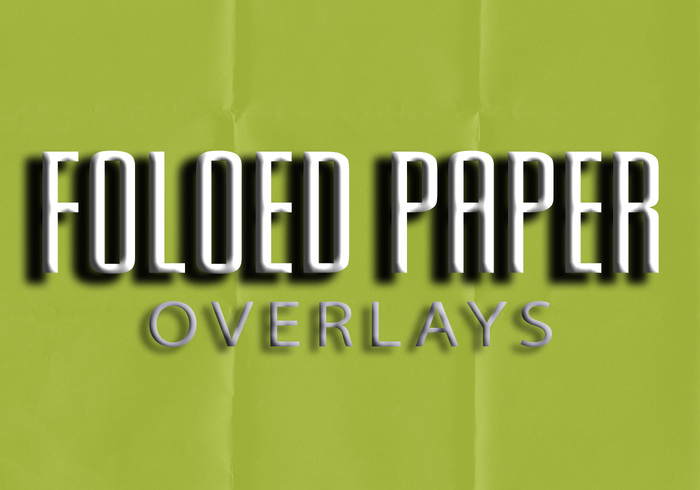 5 Folded Paper Texture Overlays | Free Photoshop Textures at Brusheezy!