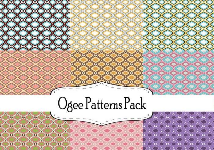 11 patrones de Ogee