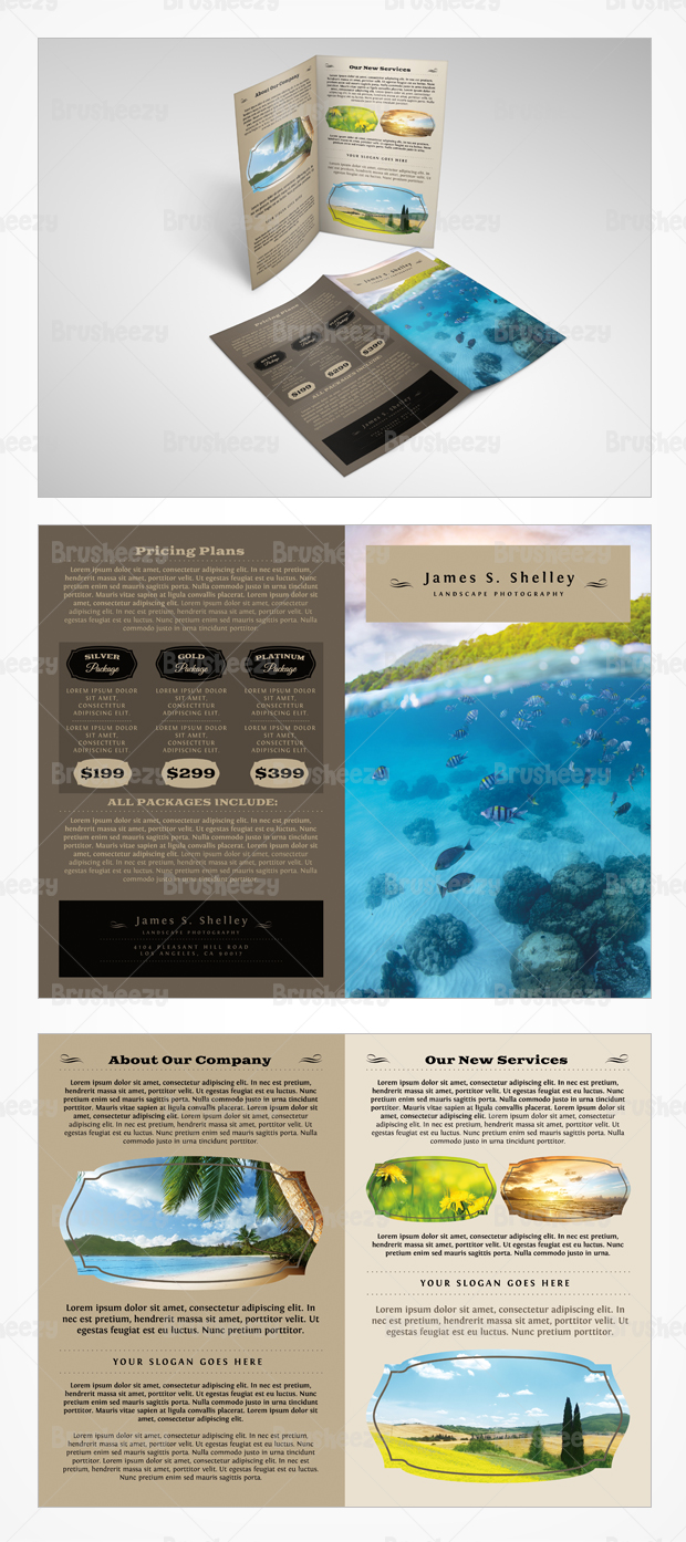 Photography Brochure Psd Template Free Photoshop Brushes At Brusheezy