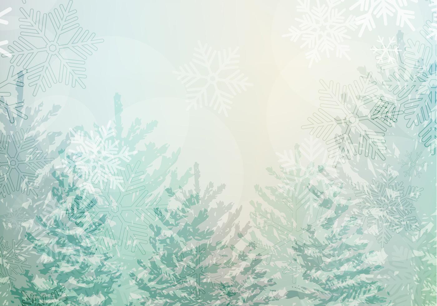 Snowy Winter Landscape Wallpaper Pack Free Photoshop
