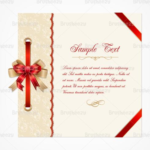 Lace Christmas Card PSD Template Free Photoshop Brushes at Brusheezy