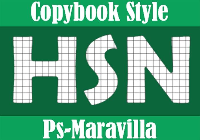 Copybook stijl