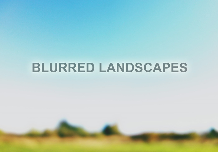 Blurred Backgrounds of Nature | Free Photoshop Backgrounds at ...