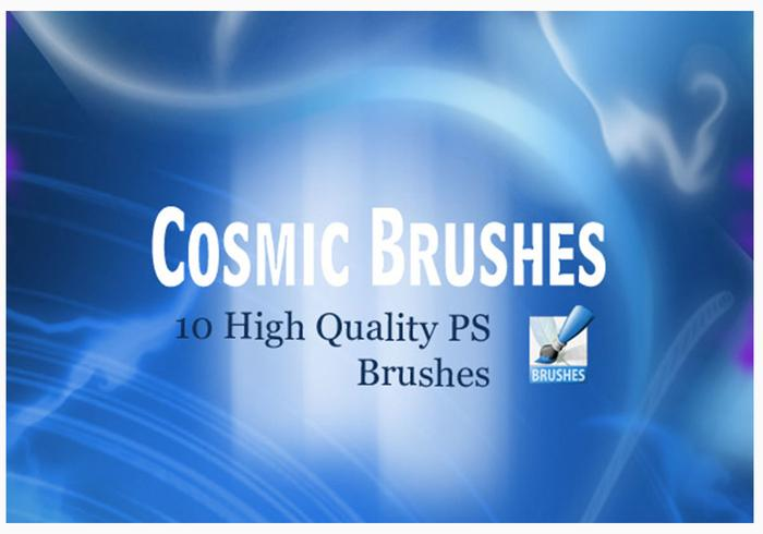 Cosmic Brushes Pack