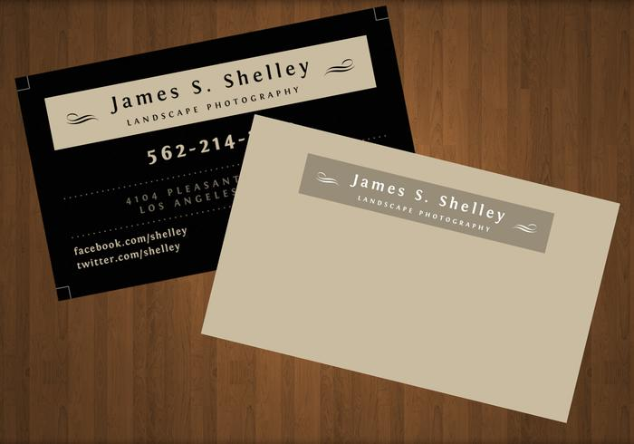 Photography business card psd template free photoshop brushes at photography business card psd template accmission Images