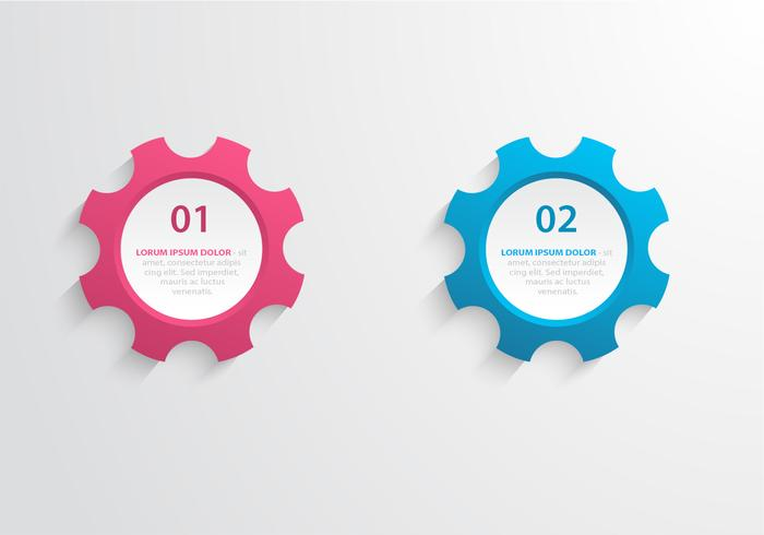 Gear Label PSD Set