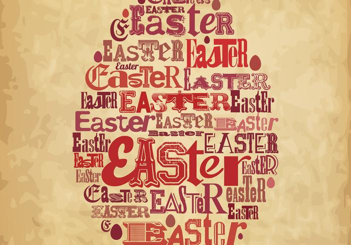 Easter Poster Background