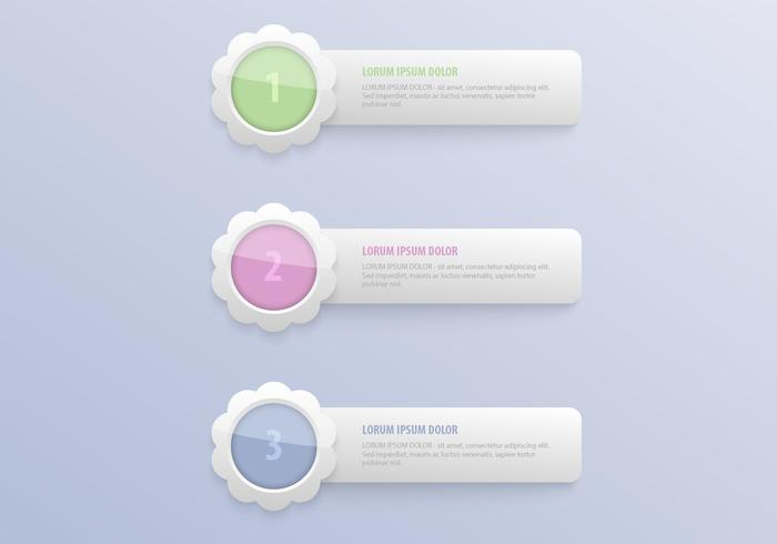 Flower Banner PSD Set
