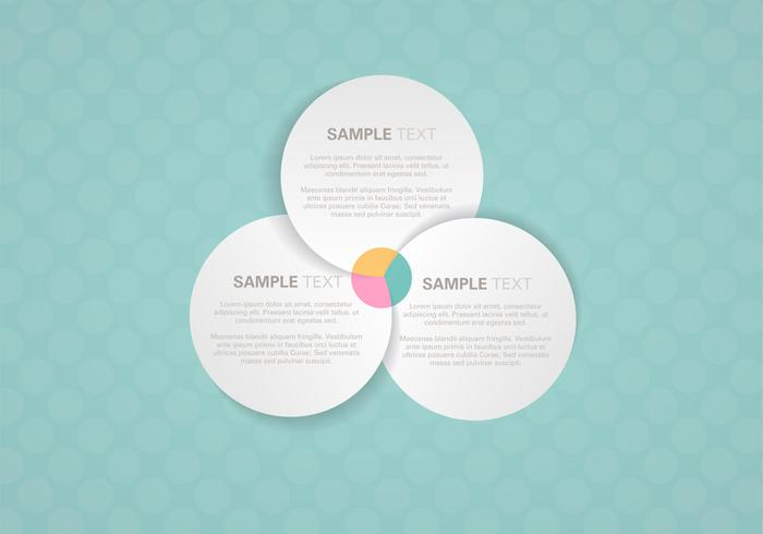 Venn Diagrama Background PSD