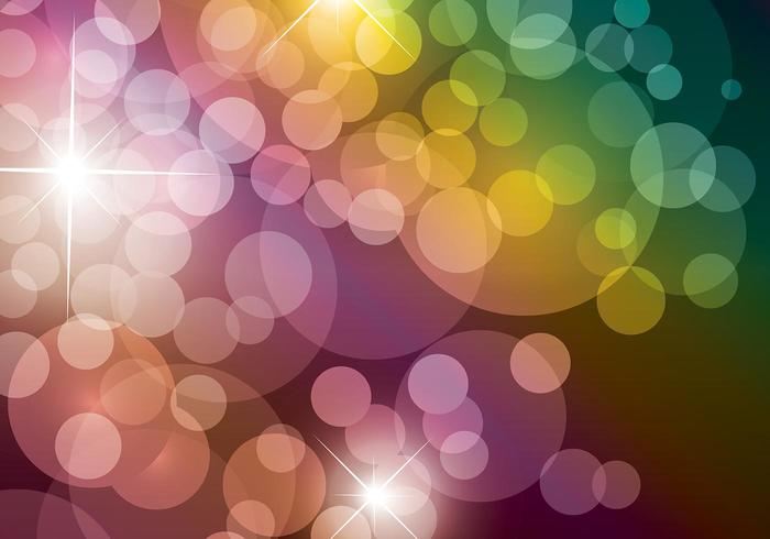 Disco Lights Background PSD