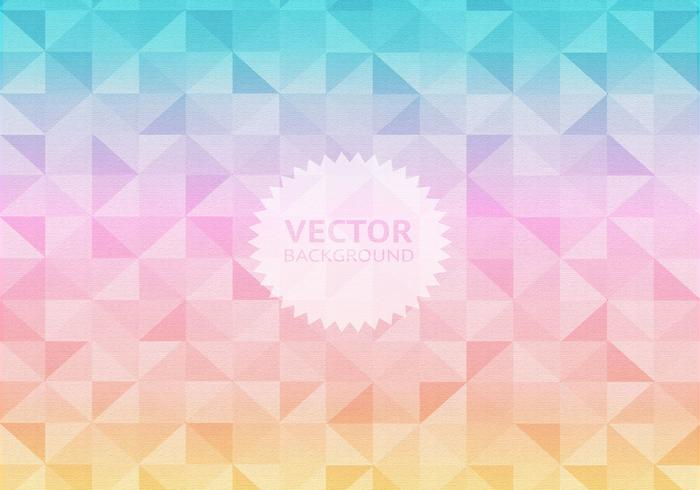 Pastel Geometric Background PSD