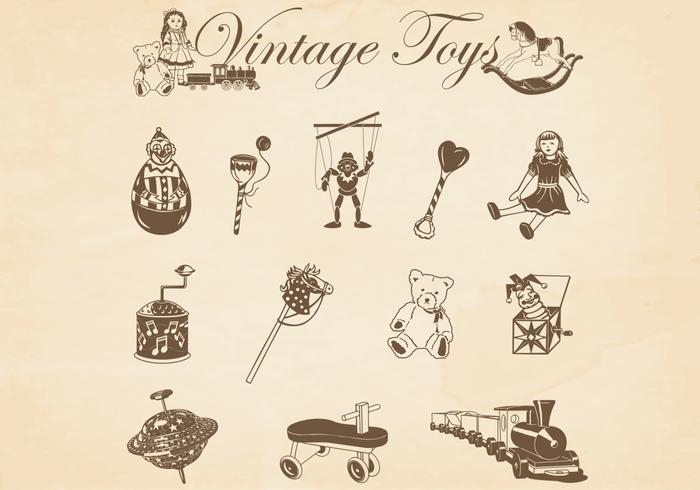 Brinquedos Brinquedos Vintage