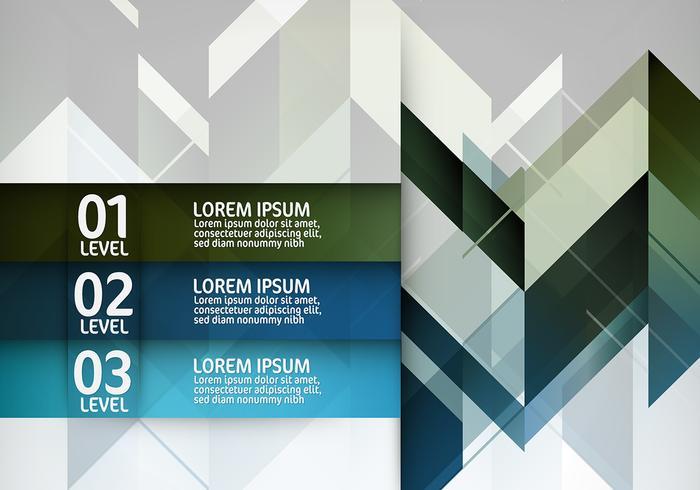 Contexte PSD d'infographie géométrique