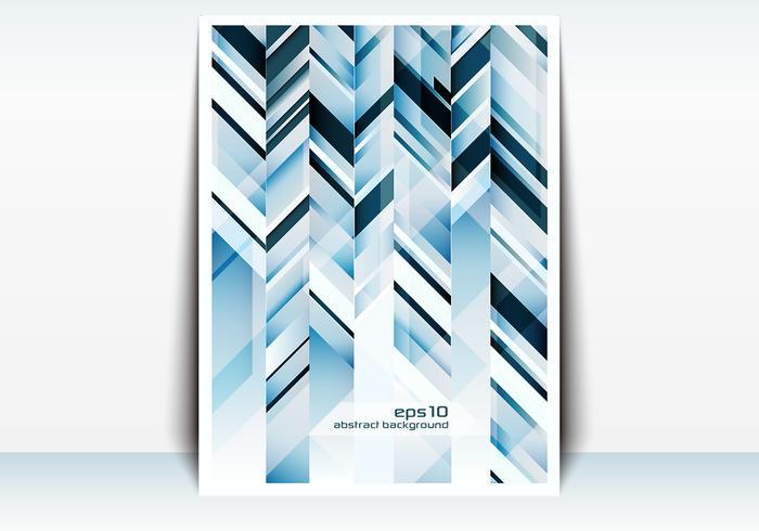 Abstracte 3D Mockup PSD