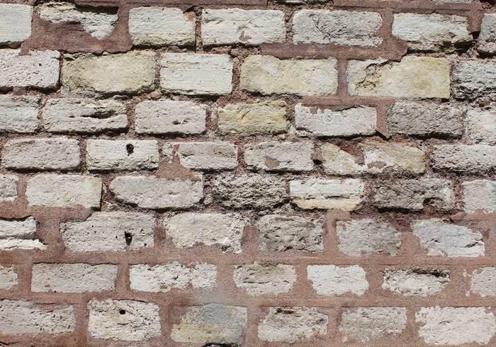 Textura de tijolos antigos