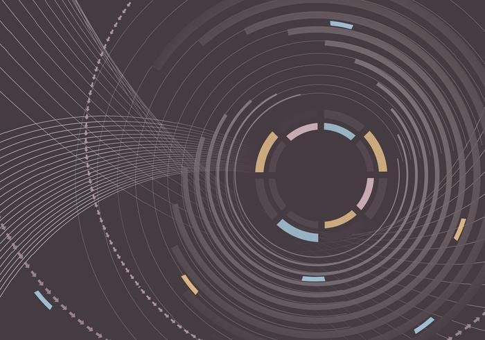 Antecedentes del círculo lineal PSD