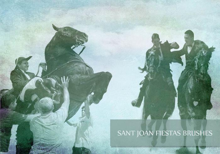 Sant Joan Fiestas