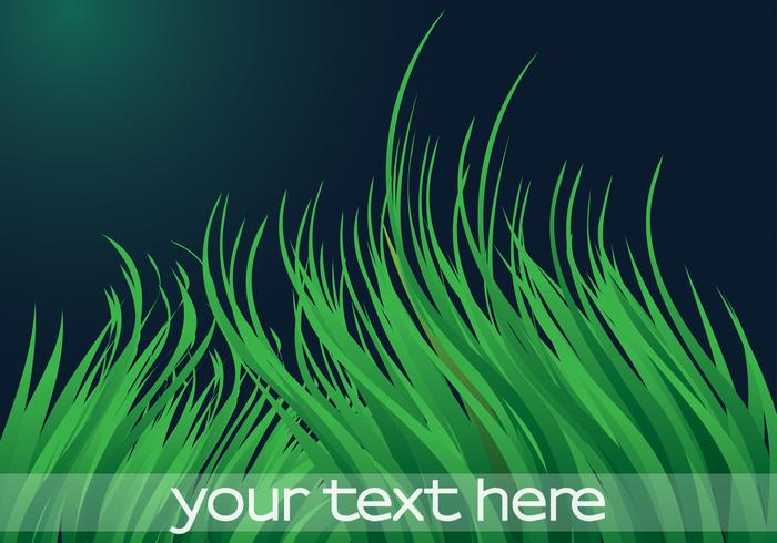 Fundo PSD Grass Green